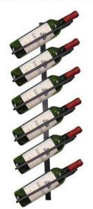 Tilted Wine Rack